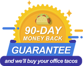 IT Solution 90 Days Money Back Guarantee Badge